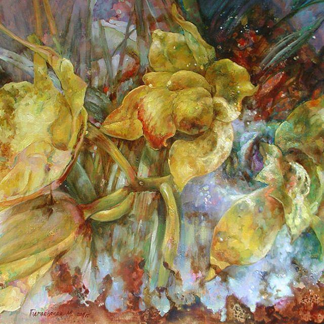 Созвездие ОРХИДЕИ ,х.м.,70х100,2011. Продается. ORCHID constellation ,oil on canvas, 70х100, 2011.For sale. #artwork #oil #oilpainting #oiloncanvas #artist #artsy #artoftheday #artlovers #artshow #artdaily #artista #artistic #arttherapy #artlife #artjournal #artgram #artgallery #marinapodgaevskaya #podgaevskaya_art #russianart #angel #artforsale