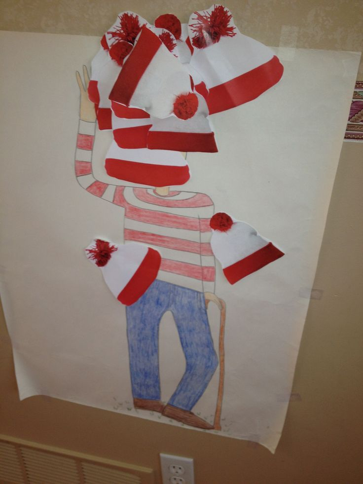 Where's Waldo party game - Musings of a Marfan Mom