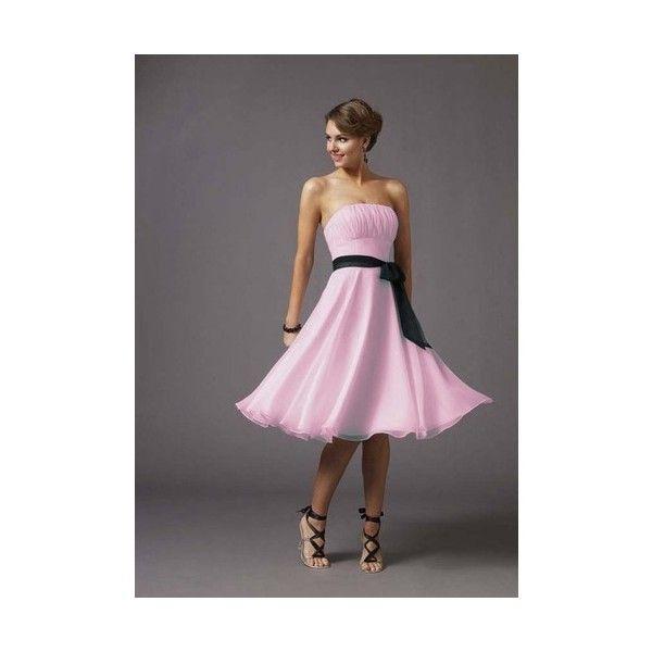 Belle robe de cocktail petite robe de fete