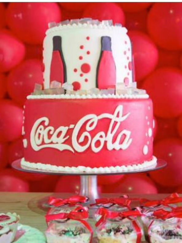 84 Best Coca Cola Cakes Images On Pinterest Coke Cola Cake Coca