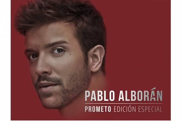 Pablo Alborán Reedita Su álbum Prometo Y Confirma Su Show En Argentina Pablo Alboran Alboran Argentina