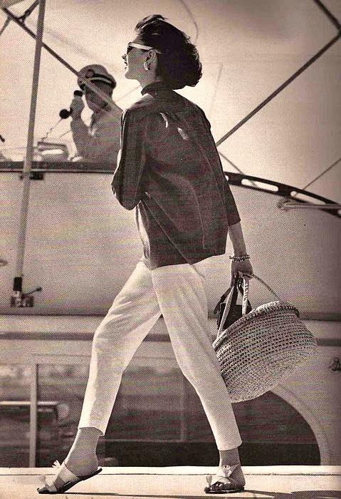 Ready to Set Sail ♥ 1950's