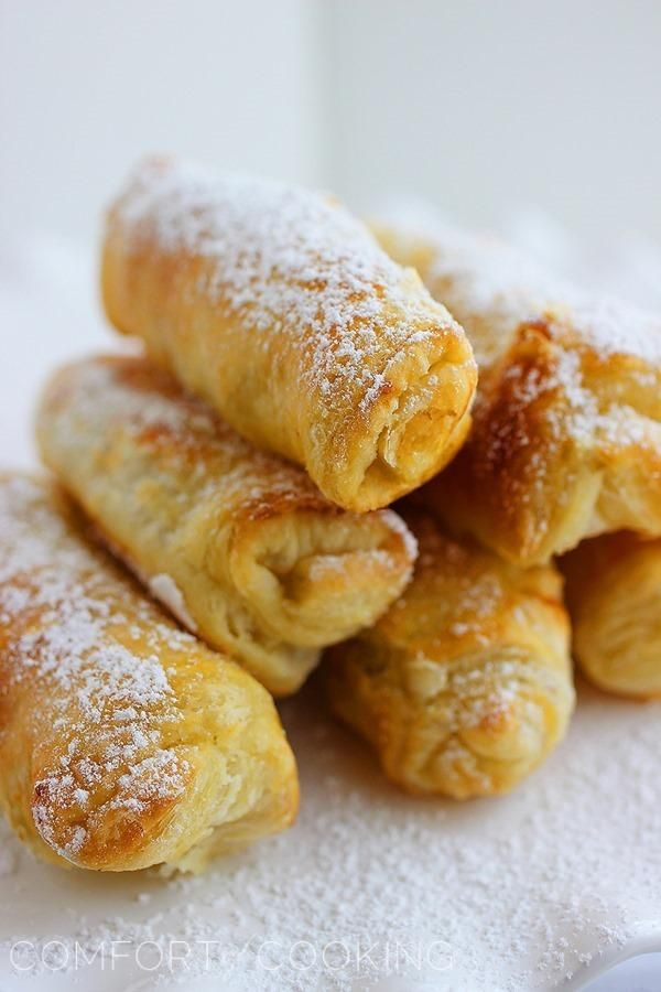 The Comfort of Cooking » 3-Ingredient Cheater's Chocolate Croissants - This is a great recipe to do with kids