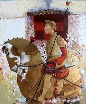 Artodyssey: Merab Gagiladze - Мераб Гагиладзе