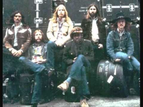 The allman brothers band - In memory of elizabeth reed (Fillmore East 71')