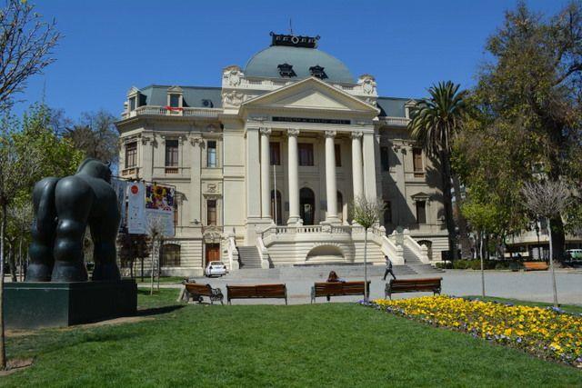 museo de arte contemporàneo santiago de chile parque forestal
