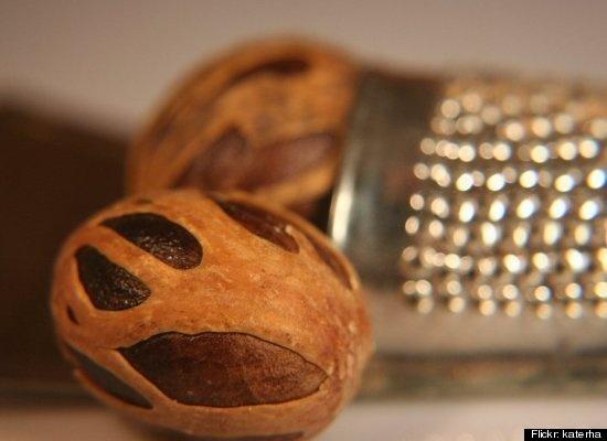 Nutmeg - Executive chef Robb Garceau would avoid nutmeg if he could