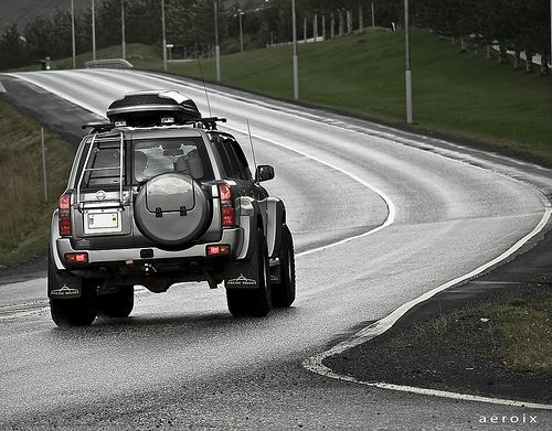 Nissan Patrol Gr Y61 Arctic Trucks