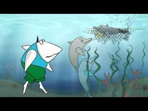 Mr Finney: Dolle dwaze dolfijnen - Digitaal prentenboek
