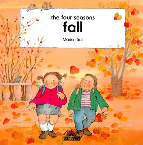 Fall (Four Seasons) by Maria Rius