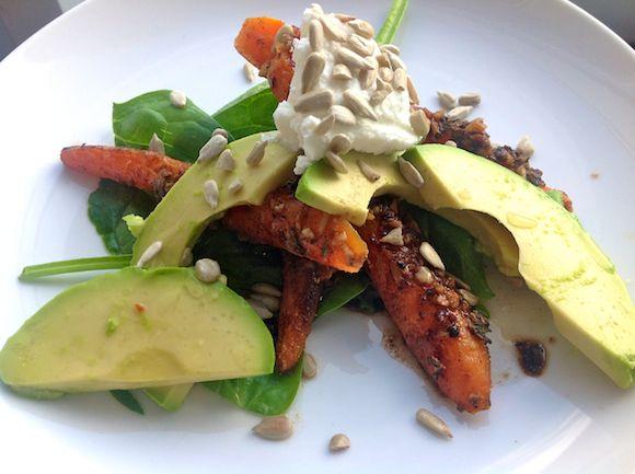 Abc Kitchen Carrot Salad Recipe