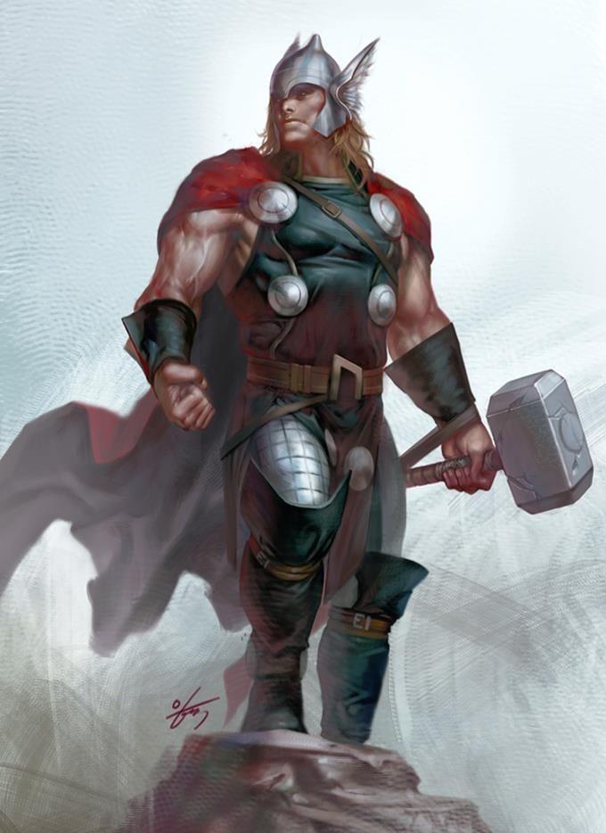 Thor by In-Hyuk Lee *