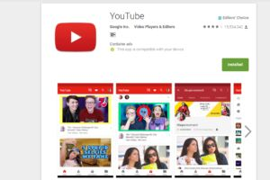 YouTube App - Download YouTube App Free | Download YouTube App Free
