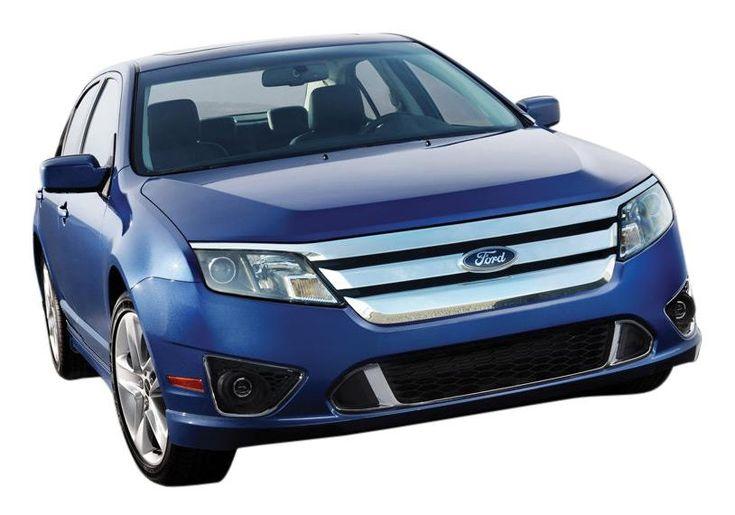 2013 ford fusion quiet