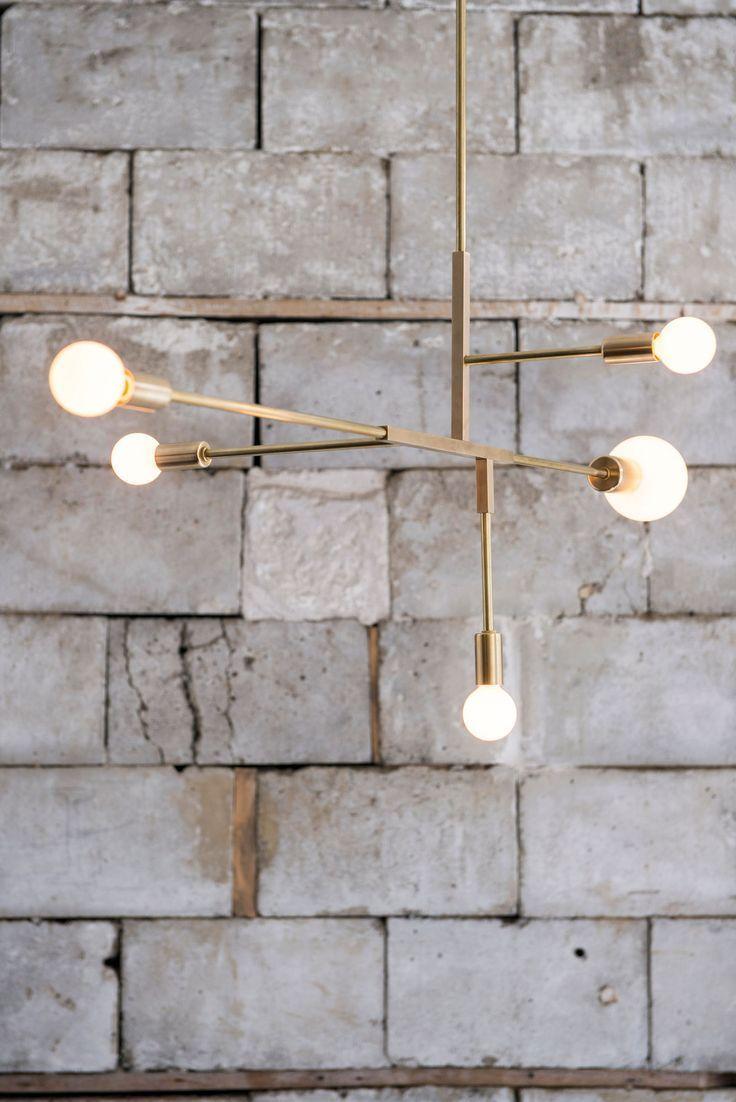 gorgeous gold pendant light fixture