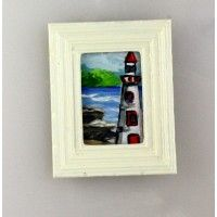 Miniature Painting - Lighthouse