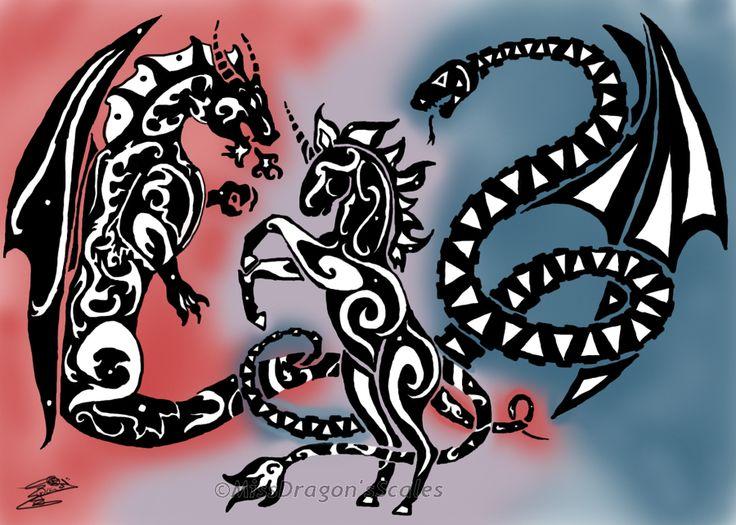 Triada tatuaje (Memorias de Idhun)