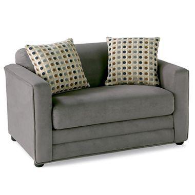 weekender twin sleeper chair jcpenney