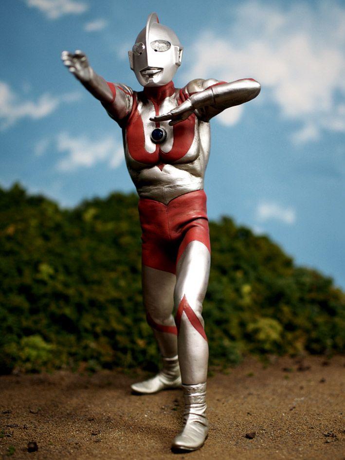 ウルトラスラッシュCCPソフビ (0) | Ultraseven - Ultraman | Pinterest