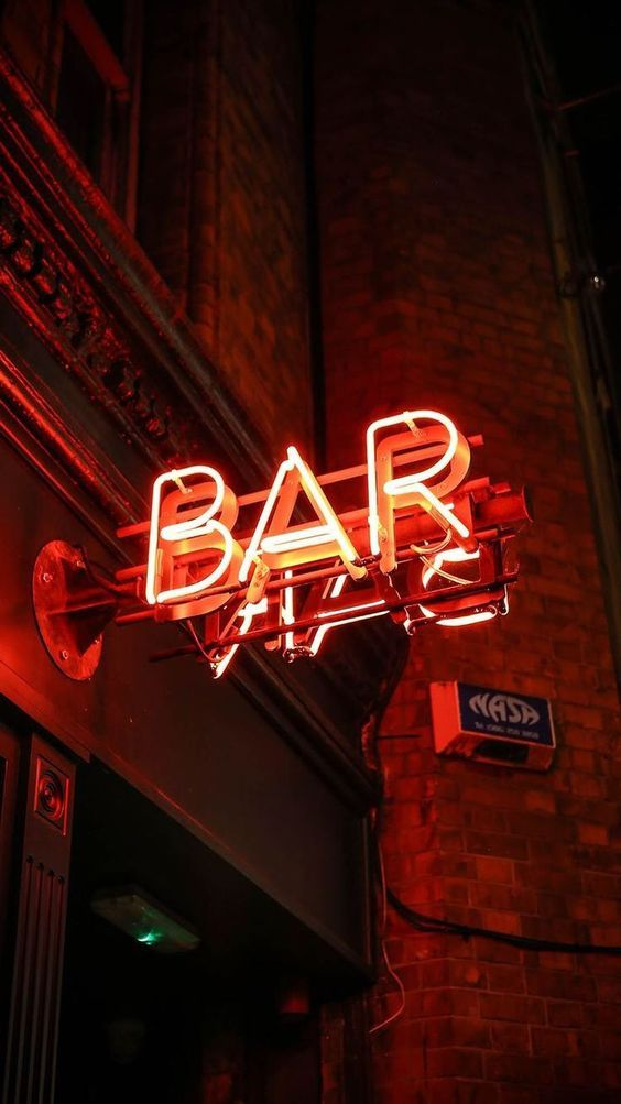 Neon sign photography ART sign red neon lights reflection urban architecture city photography art school art print the word art Red Aesthetic Grunge, Orange Aesthetic, Aesthetic Colors, Aesthetic Dark, Aesthetic Vintage, Aesthetic Gif, Aesthetic Photo, Neon Wallpaper, Aesthetic Iphone Wallpaper