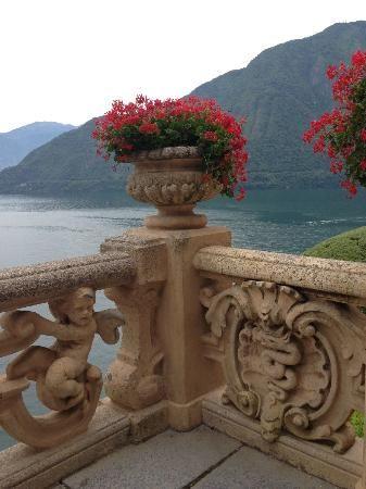 Villa Balbianello, bellavista, Lenno, Lake Como, Italy