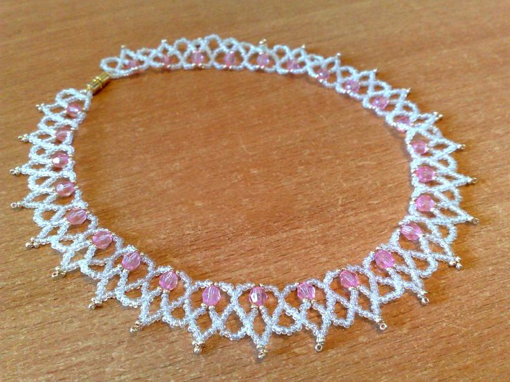 Seed bead patterns for beginners free pattern for for Simple beaded jewelry patterns
