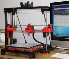 10 Affordable 3D Printers You Can Get Right Now - If only I would've read this before buying my Prusa i3.