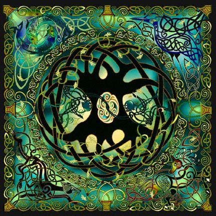 tree of lifeCeltic Art, Art Studios, Celtic Knots, Celtic Design, Jennings Delyth, Trees Of Life, Celticart, Celtic Trees, Tree Of Life