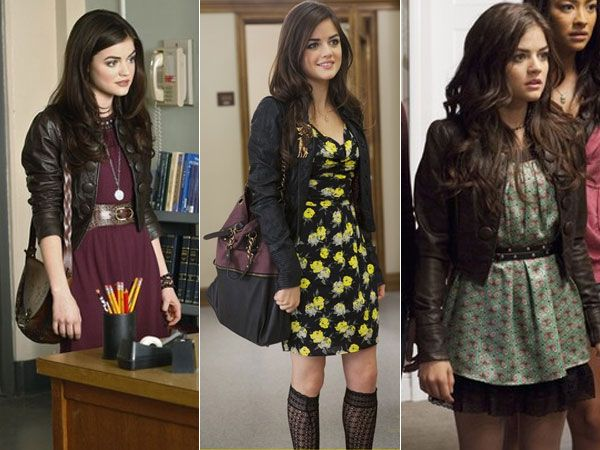 Comment avoir le look d'Aria dans Pretty Little Liars !