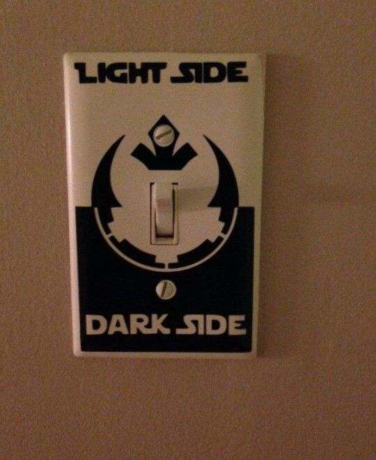 Star wars light switch