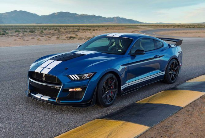 Mustang Shelby Gt500 Tech Cancels Out Unwanted Engine Noise