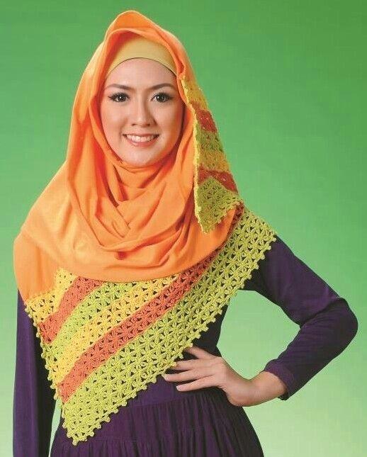 Hijab Rajut Syabirah