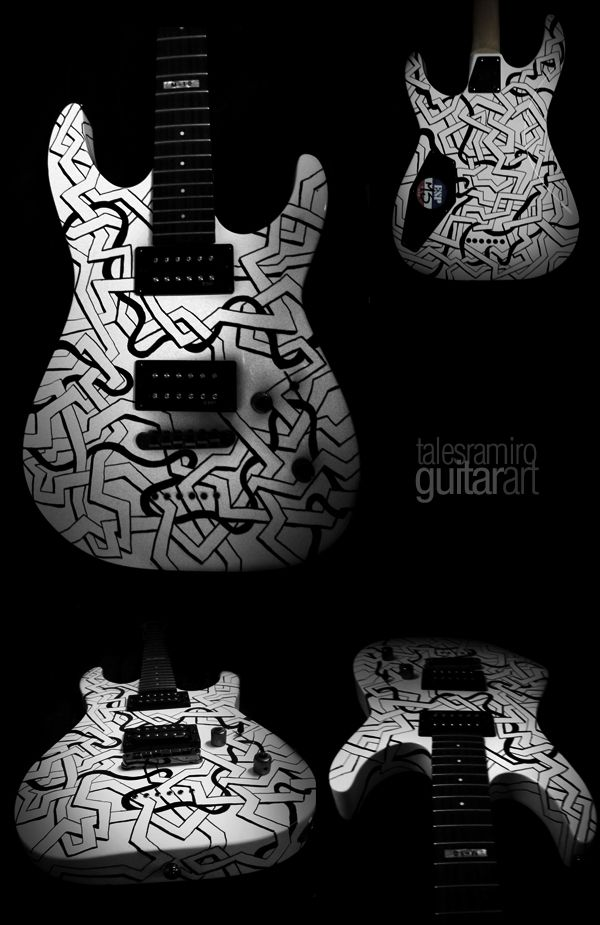 ESP Sharpie - guitar, music, musical instruments