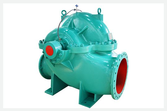 OS Series single stage double suction split-case spiral centrifugal pump OS pump is single stage double suction split-case centrifugal pump. It is suitable for pumping liquids in water plants, water circulation in air conditioning, building water supply