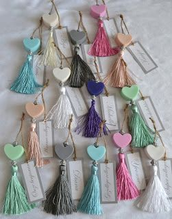 Joy@home zeepjes, zeepkettingen & zeep cadeaus shop: ♦ Leuke zeep bedankjes