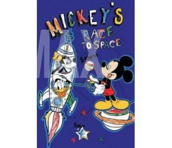 Παιδικό Χαλί Disney Mickie 454