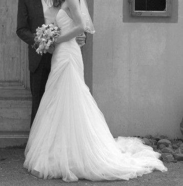 ... Hochzeitskleid-Pronovias-Elfenbein-groesse-34-Gebraucht-fuer-600euro
