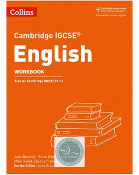 Cambridge IGCSE® English Workbook paperback