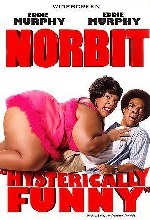 Norbit (DVD, 2007, Widescreen)