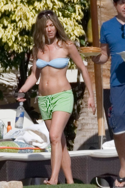 Jennifer Aniston | Top 10 Best Abs In Hollywood