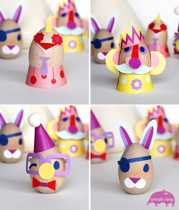 22 fabulous free printables for easter - Easter Decorations