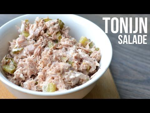 Video: Supersnelle Tonijnsalade voor op brood - OhMyFoodness
