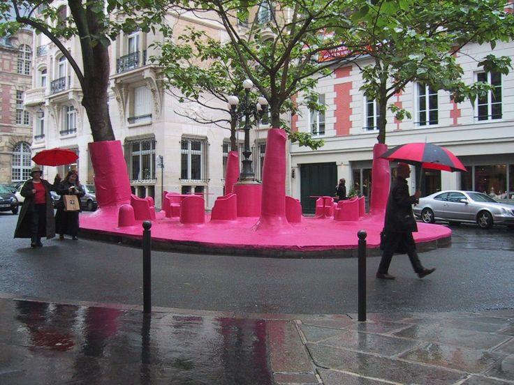 Pink Ghost, Périphériques Architectes   Paris   France   MIMOA