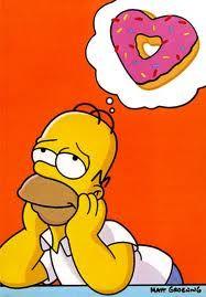Homer The Emotional Eater