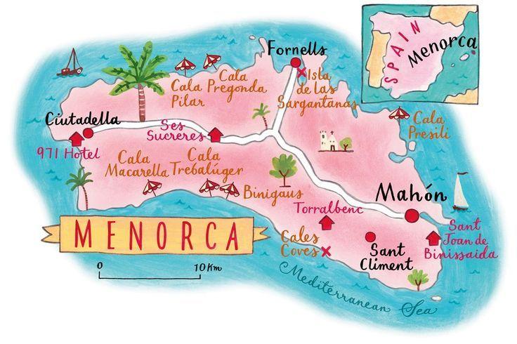Menorca The Beat Free Balearic Island Menorca Balearic Islands Menorca Beaches