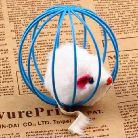 Regala a tu mascota un ratón en la jaula #PETit #LePETitStore #Gatos