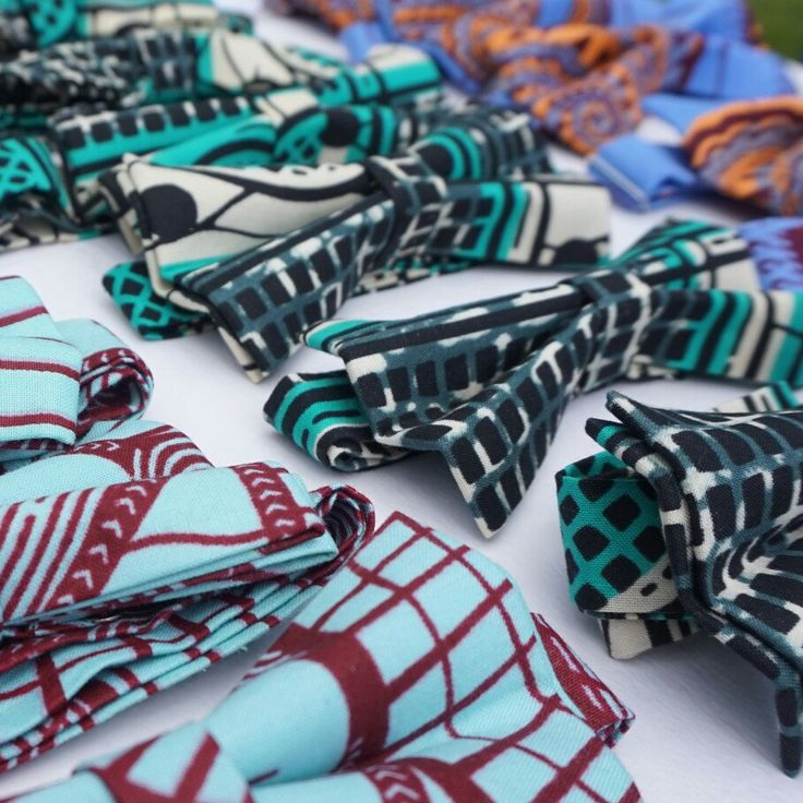 New bow tie prints in store. Loving the fresh summer vibes.