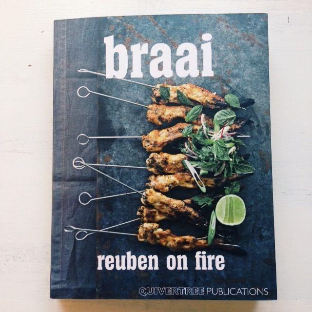 Great braai cookbook!