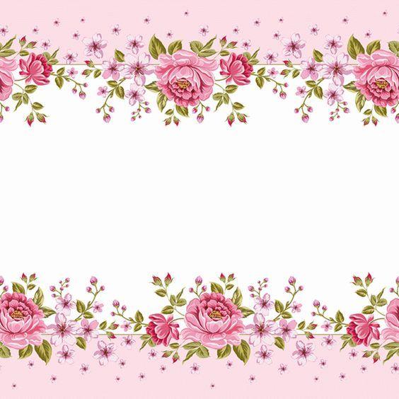 Rótulo floral.