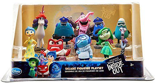 "Disney Pixar ""Inside Out""  Deluxe Figure Playset"